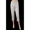 Pantalon 7/8 ème Lacoste Sport golf T 42 gris clair