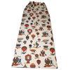 Grande Tenture rideau Panneau de tissu Imprimé Madura montgolfière 255 x 350 cm couture DIY