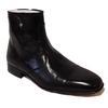 Bottines boots chaussures Arima en cuir noir P 41