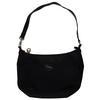 Petit sac Longchamp en toile noire