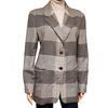 Blazer veste tailleur Emporio Armani T L en lainage à carreaux
