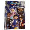 Neuf sous blister Grand livre Puzzle Super 4 Playmobil Ed. Hachette