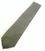 Cravate grise rayée Yves Dorsey