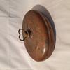 Bouillotte en cuivre avec bouchon en laiton