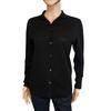Cardigan vintage Tanagra Fully Fashioned T 1 Veste gilet en maille noire