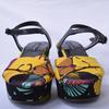 Sandales à imprimé coloré - Laura urbinati - 37