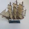 Maquette de bateau - la constitution