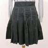Jupe noire en laine