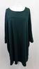 Robe  oversize vert foncé  - 4XL - H&M