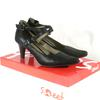 Chaussures à talons noires,