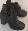 Botte Femme- Idéal Shoes  Taille 36