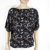 T-Shirt Femme Noir PROMOD  T M.