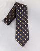 Cravate bleue en Soie  - CHARLES LEGOLF