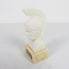 Petit statuette représentant Leonidas en résine fabriqué main