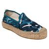 Neuf & étiquette Espadrilles chaussures Albertine & Monoprix P 40 en toile imprimée