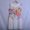 Robe romantique avec fleurs - Madison - XL