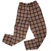 Pantalon enfant Cyrillus à carreaux tartan 10A