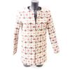 Veste 100 % polyester motif sud-américain - IVIVI - Taille M