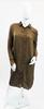 Robe longue kaki transparente (neuf)    - M - KIABI