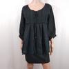 Blouse noire - La mode est à vous - Taille 1