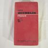 Guide Michelin 1972