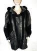 Manteau Femme Noir G.RAPHAEL Taille Estimée L.