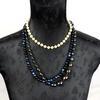 Lot de collier en perles