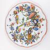 Assiette décorative  XVIIIème siècle  Normand- (reproduction)
