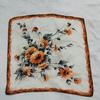 Foulard en soie vintage