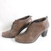 Chaussure en cuir Femme 36 - vintage