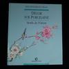 Livre Décor sur Porcelaine Motifs de l'Orient