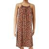 Robe d'été Esprit Collection T XL en voile imprimé multicolore