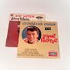 Deux Vinyles 45 T Les disques d'or de la Chanson Johnny Hallyday + Kili watch