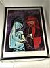 Tableau Pablo Picasso   Deux Enfants Claude et Paloma  1952 Editons Hazan, Paris 1990 SPADEM