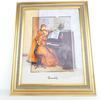 Lithographie Auguste Renoir