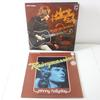 2 Vinyles 33 Tours Johnny Hallyday