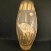 Grand vase africain en terre cuite
