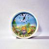 Horloge & Veilleuse Animée - Ourson articulé