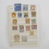 Planche de timbres oblitérés Pays Divers