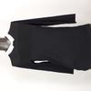 Robe noire col claudine - 123 - 38