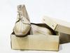 Chaussures Tommy Kiwi pointure 27 anne 50-60 avec sa boite made in France