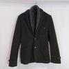 Veste noire et grise- Pull&Bear - Taille M