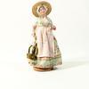 Santon de Provence femme avec une cruche