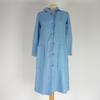Manteau Courrèges Chic Vintage 1970 Bleu taille O