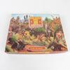Puzzle Super Western ''Danse des bisons'' 350 pièces éditions Fernand Nathan