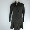 Robe chemise kaki - manches longues - Longboard - Taille : 40