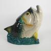 Gros poisson en céramique