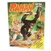 BD Rahan N° 24 bimestriel Ed. Vaillant 1977