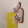 Chaussures d'été enfants - Aster - DICK blanc cassé - Pointure 21