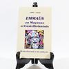 Livre EMMAUS en Mayenne et Castelbriantais